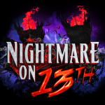 2021 Nightmare on 13th Haunted House