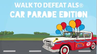 2021 Utah Walk to Defeat ALS - Car Parade Edition