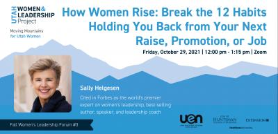 How Women Rise: Break the 12 Habits Holding You Ba...