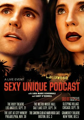 Sexy Unique Podcast Live