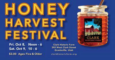 Utah Honey Harvest Festival
