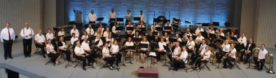 Murray Concert Band : We Are Back !!!!