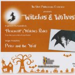 Witches and Wolves