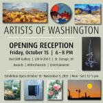 Artists of Washington Art Exhibition