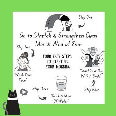 Stretch and Strengthen Class