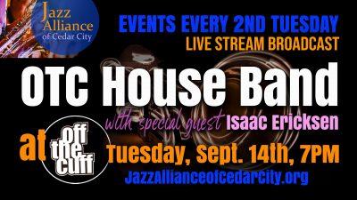 Jazz Alliance of Cedar City's Monthly JazzCast
