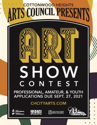 Cottonwood Heights Art Show Contest
