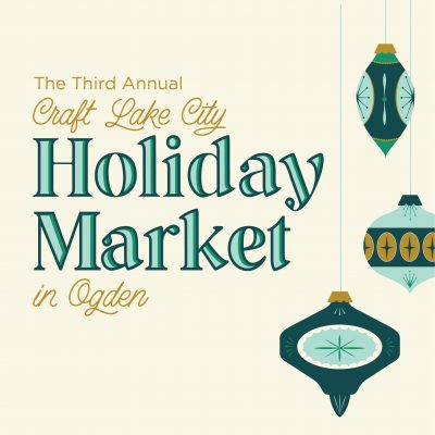 Apply for the Third Annual Craft Lake City Holiday...