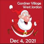 2021 Santa Run 5K, 10K, Half Marathon - Gardner Village