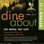 2021 Dine About in Park City