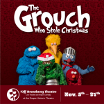 The Grouch Who Stole Christmas