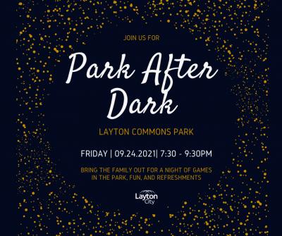 Layton's Park After Dark