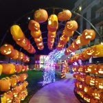 UP Orem's Pumpkin Arches