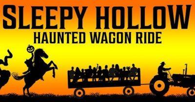 Sleepy Hollow Haunted Wagon Ride