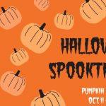 Pumpkin Week: Halloween Spooktacular