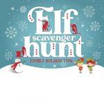 Elf Displays & Elf Scavenger Hunt 2021