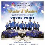 2021 Christmas Concert: Wonder of Wonders