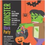 SLC's Monster Block Party 2021