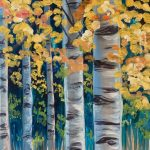 Paint on Tap at Beer Beer: Aspen Grove