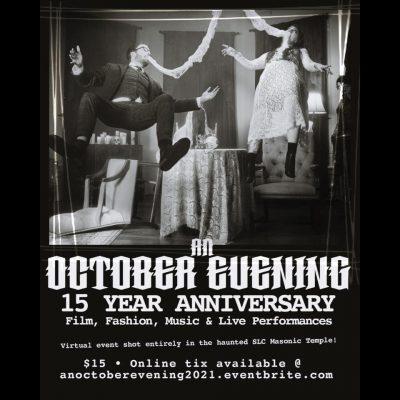 An October Evening Virtual Event
