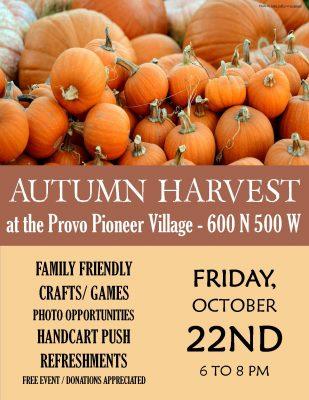 2021 Autumn Harvest Festival