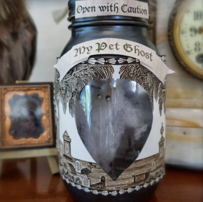 Pet Ghosts with Nancy Andruk Olson