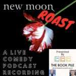 The Book Pile w/ Kellen Erskine & Dave Vance—Roast of New Moon