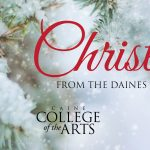 Christmas from the Daines Concert Hall with Special Guests Voctave