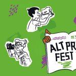 13th Annual Alt Press Fest