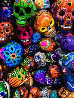 Dia de los Muertos Family Art Night