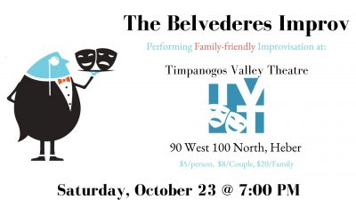 Improv comedy with The Belvederes