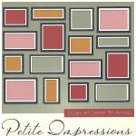 Receiving Art Work for the 7th Annual Petite Impressions Competition