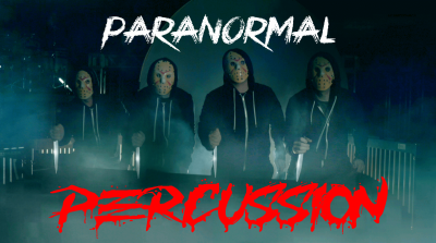 Paranormal Percussion by Warehouse 5 Drum Theatre