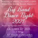 Big Band Dance Night 2021