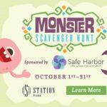 Monster Scavenger Hunt