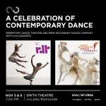 A Celebration of Contemporary Dance: Ririe-Woodbury Dance Company and Repertory Dance Theatre