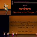 Aarohana: Barefoot at the temple 5