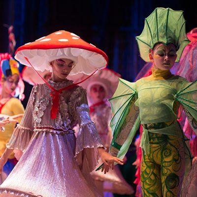 Alice in Wonderland by Anna Niedzwiedz Ballet Scho...