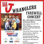 Bar J Wranglers Christmas Farewell Tour