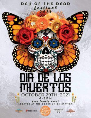 Dia De Los Muertos at the Ogden Union Station