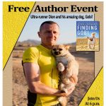 Finding Gobi: Author Event with Dion Leonard