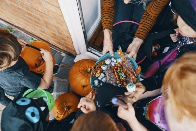 Haunted House and Trick or Treat at the Museum
