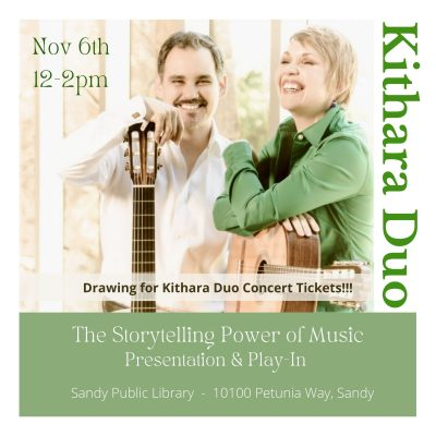 Kithara Duo - The Storytelling Power of Music and ...