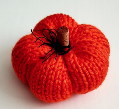 Knitted Pumpkins DIY Workshop with Craft Lake City...