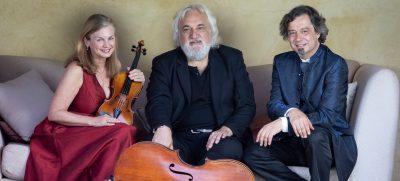 Los Angeles Piano Trio in Concert