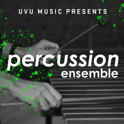 Percussion Ensemble in Concert