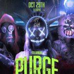 PURGE: Halloween Party