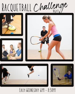 Racquetball Challenge Nights