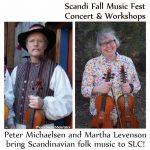 "Scandinavian Folk Concert, Music Workshops, ""Social"" gathering"