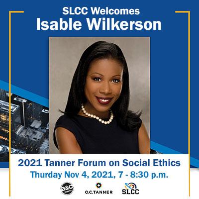 SLCC 2021 Tanner Forum on Social Ethics